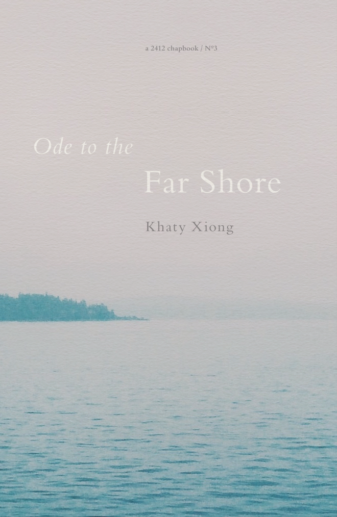 Ode to the Far Shore (Cover)